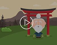 Animation - Samurai