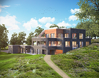 Housing project in Denmark