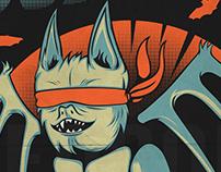 Just a Bat!