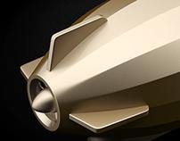 Airship - earphone concept