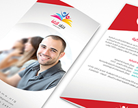 Education Institute Trifold Brochure