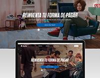 PayPal Reinventa tu forma de pagar Launch