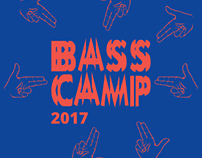 BASS CAMP 2017 / PERSONAL PROMO