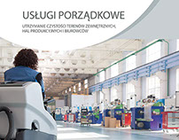 Logistic Service brochures