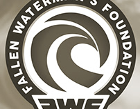 FALLEN WATERMAN'S FOUNDATION + Brand ID