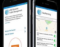 AT&T ADTM Mobile Application