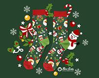 Christmas Socks design