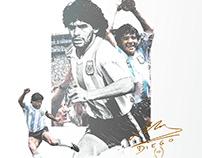 Hand of God | Tribute to Diego Maradona