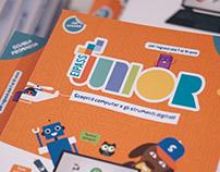 Graphic & Illustration | EIPASS Junior's book