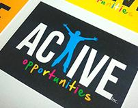Active Opportunities Branding