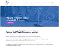 Diseño web · Consultora tecnológica