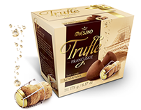 Packaging concept - trufle francuskie