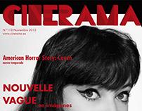 Diseño Cinerama revista