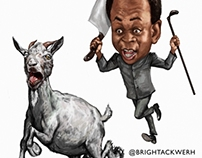 Nkrumah's Goat Chase