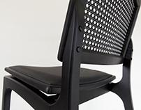 chaise Amélia