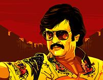 KABALI   illustration, Poster