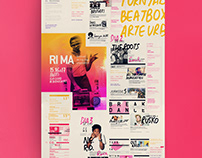 RIMA / Festival de hip hop alternativo