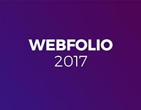 WEBFOLIO 2017