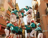 CASTELLES festa SANT MAGI' - Tarragona (esp) [2013]