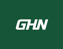 GHN - Redesign Logo & Visual Identity