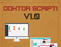Doktor Script Flyer Design