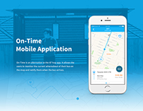 On-Time Mobile Application