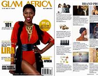 Glam Africa Magazine - Autumn 2015
