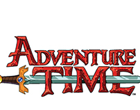 ADVENTURE TIME: Character Art Pack