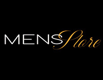 Men's Store Branding