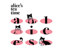 - alice's tea time / 2014