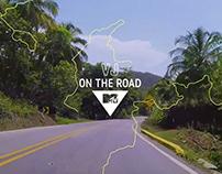 MTV VJ on the Road