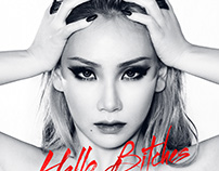 YG - CL 'HELLO BITCHES'
