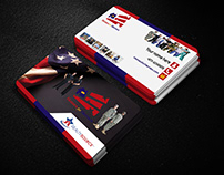 Download Nice Business Card Mock-Up Free Nice
