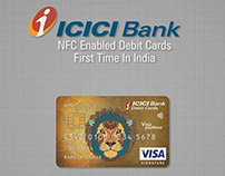 ICICI Paywave Debit Card