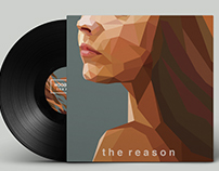 """The Reason"" by Hoobastank Record Cover Design"