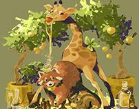 茶色動物的精油工坊