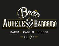 Logo - Barbearia
