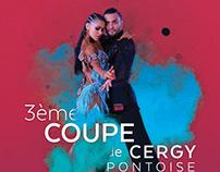 Dancesport Competition Poster 2016