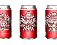 Coca-Cola Cup 2009 Cans