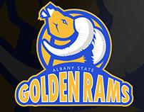 Albany State logo design and rebranding
