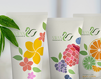 Swan Organics • Identity • Packaging • Marketing