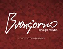 Buongiorno Design Studio - Branding Concept