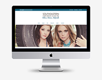Southeastern Hair Design & Day Spa Website Redesign