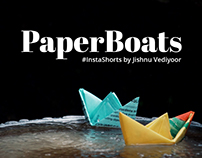 PaperBoats - An InstaShorts