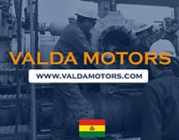 VALDA MOTORS | Santa Cruz. Bolivia