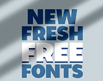 New Fonts Free Download