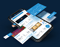 Experience Concept for CrowdWiz Investments Platform