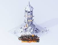 Kingdom Conquest: Dark Empire - Tower Assets