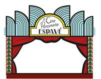 Proyecto ESPAVÉ cine Panameño; concepto y P.O.P.