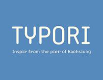 Typori Font